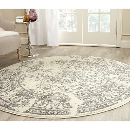 8 Foot Round Rugs Amazon Com