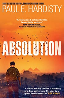 Absolution (Claymore Straker Book 4)