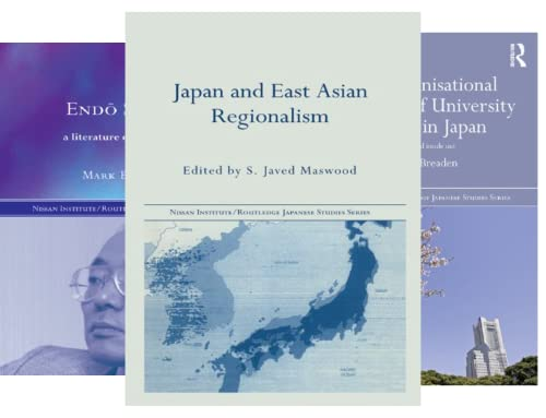 Nissan Institute/Routledge Japanese Studies (51-91) (41 Book Series)