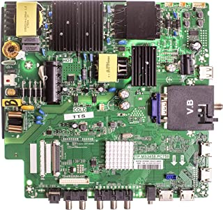 TEKBYUS C17011225 (TP.MS3458.PC758) Main Board Power Supply for U550CV-UMR UQTV58FE
