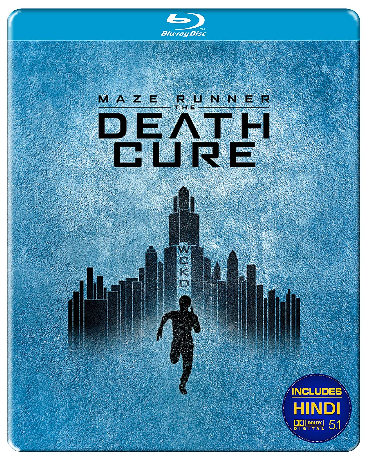 Maze Runner: The Death Cure Disc STEELBOOK Single Max 60% It is very popular OFF Blu-ray