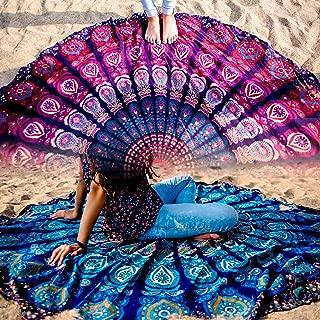 yoga beach blanket