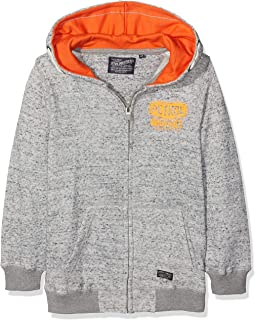 6fc61abc8bb69 Petrol Industries BV B-FW18-SWH346-9038-140, Sweat à Capuche