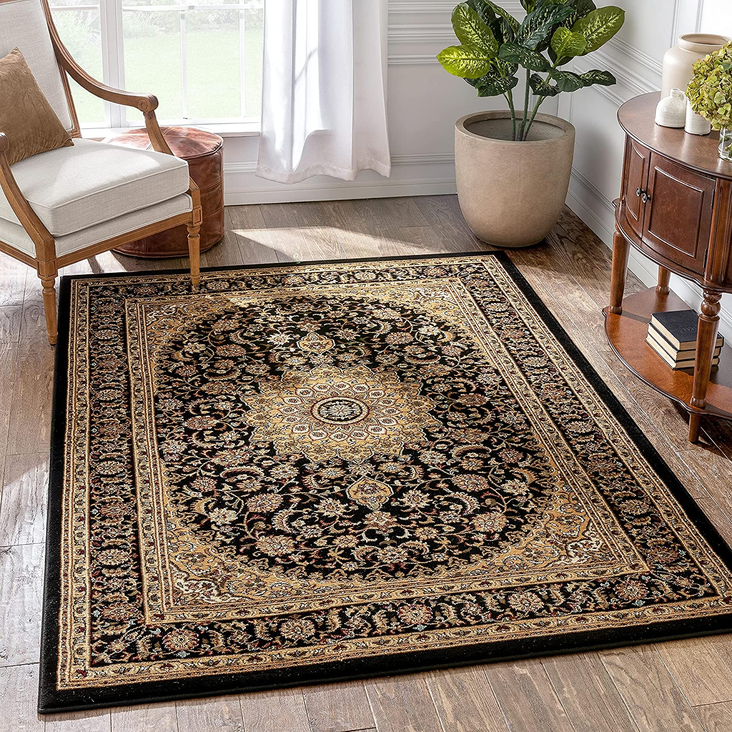 Well Woven Timeless Aviva Traditional Oriental Bl Cheap mail order shopping Country French Memphis Mall