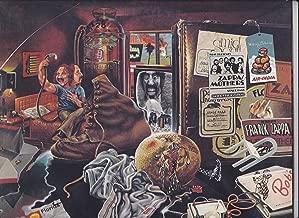 Frank Zappa - Over-Nite Sensation - Dinah-Moe Humm - 18-Gram Vinyl Stereo LP - Gatefold Cover