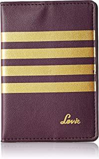 Lavie Andre Passport Case 1 Women's Wallet(Wine)