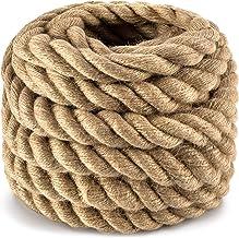 Jute koord koord natuurlijk jute touw - touw jute touw jute touw jute touw tuin ambachtelijke koord voor huishouden handwe...