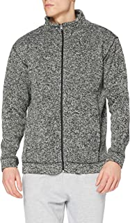 Stedman Apparel Men's Active Knit Fleece/ST5850 Long Sleeve Sweatshirt