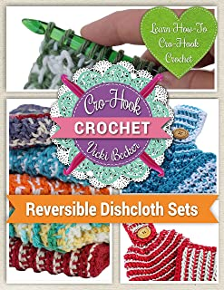 Best free easy tunisian crochet dishcloth pattern Reviews