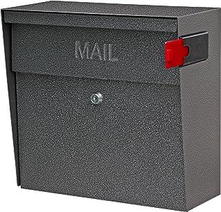 Mail Boss 7160 Metro Locking Wall Mount Mailbox