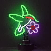Hummingbird Neon Sculpture