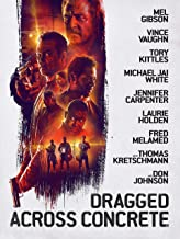 dragged across the concrete