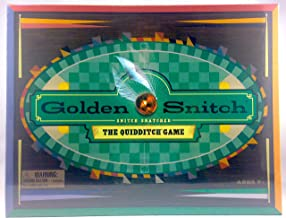Wizarding World of Harry Potter : Golden Snitch The Quidditch Board Game