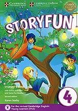 Scaricare Libri Storyfun for movers. Level 4. Student's book-Home fun booklet. Per la Scuola media, Con espansione online PDF