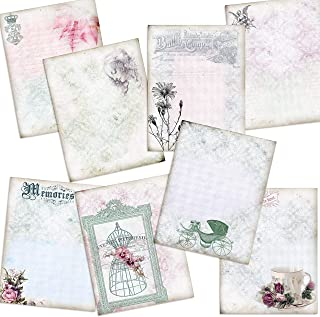Shabby Chic Journal Paper Pack - EZ Journal 7044