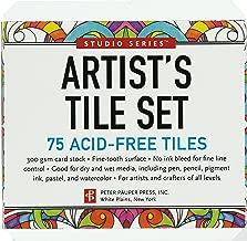 Studio Series Artists-Whi 75pk