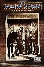 Rolling Stones -- Lyric & Chord Songbook