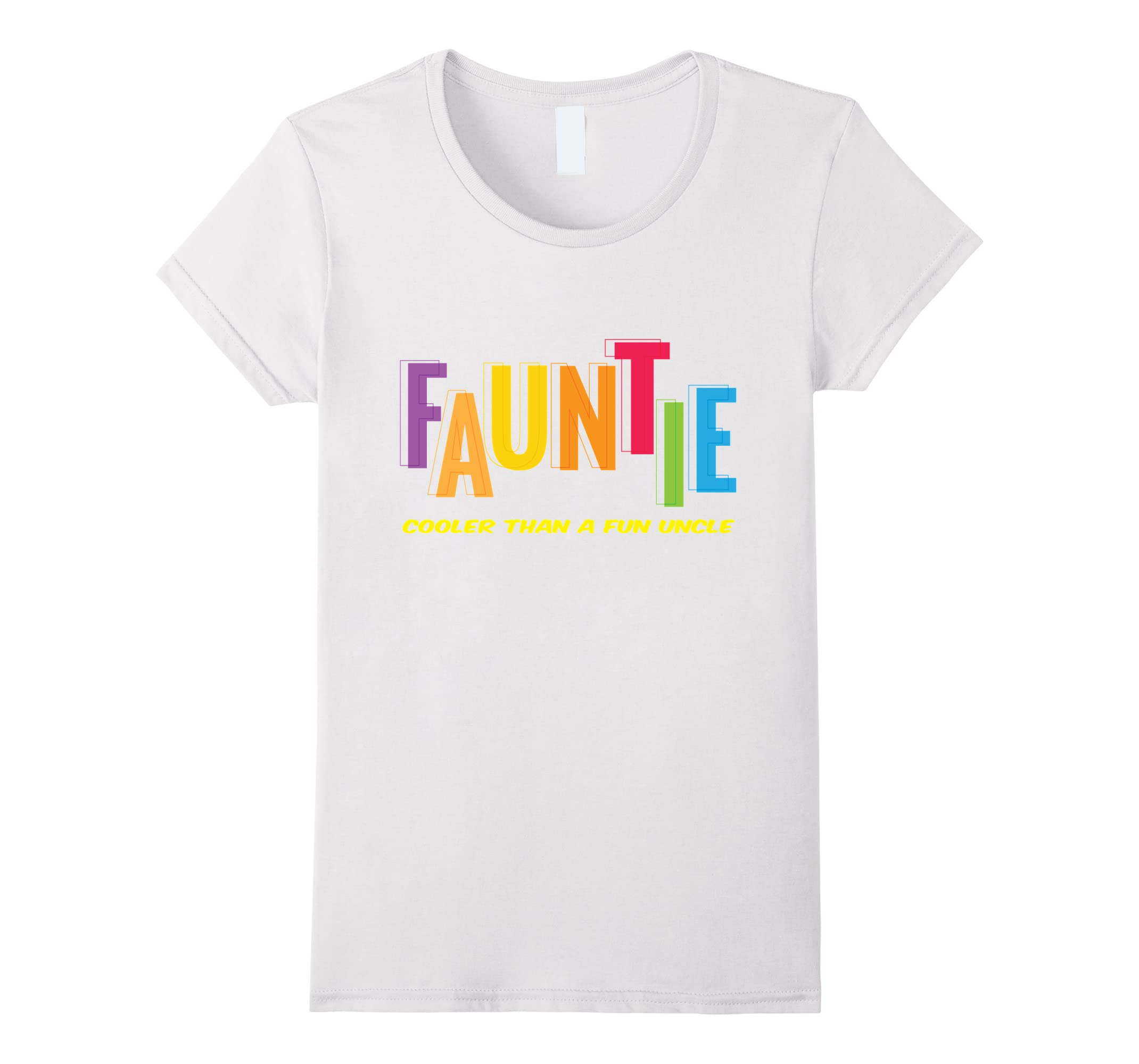 FAUNTIE T Shirt Shirt Cooler Uncle-Colonhue