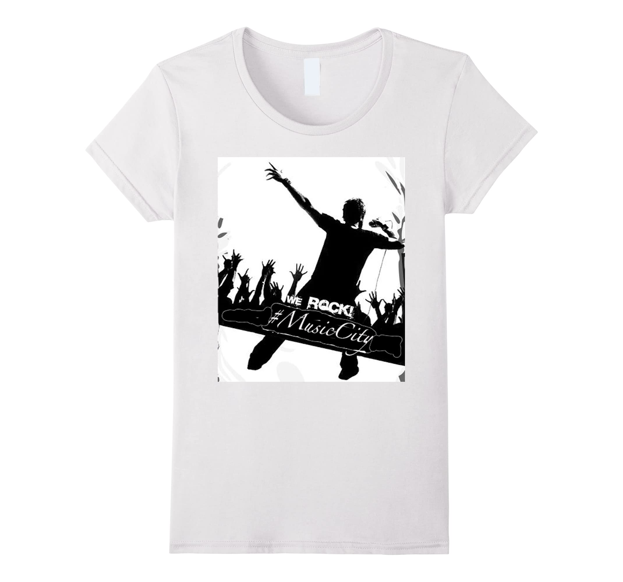 Motivated Elite Music T shirts Women-Teesml