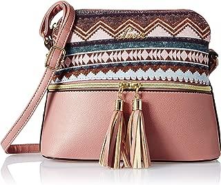 Lavie Moritz Women's Sling Bag with No (D Pink)