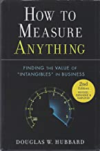 How to Measure Anything (Second Edition)