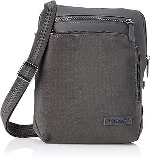 Travelon 127415-2928 Women's Cross-Body Handbag, Grey