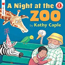 night at the zoo book