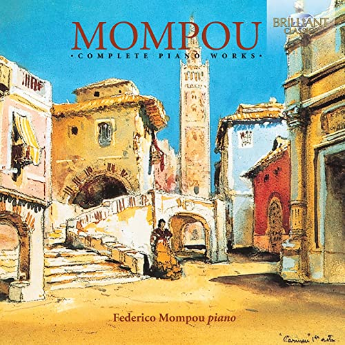 Mompou: Complete Piano Works de Federico Mompou en Amazon Music ...