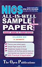 NIOS 311 MATHEMATICS 311 ENGLISH MEDIUM ALL-IS-WELL SAMPLE PAPER PLUS + WITH PRACTICALS [Paperback] [Jan 01, 2017] EXPERT AND PERFECT TEAM OF NIOS TEACHERS AND PUBLISHERS