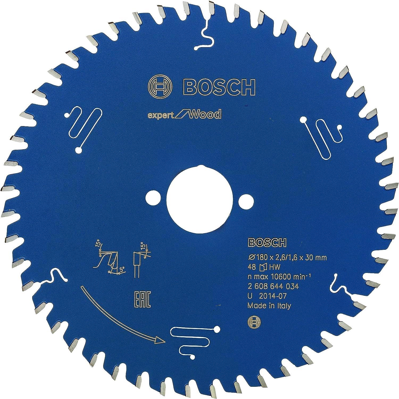 Bosch Professional Kreissägeblatt Expert Für Wood Holz 250 X 30 X 2 4 Mm 40 Zähne Zubehör Kreissäge Baumarkt