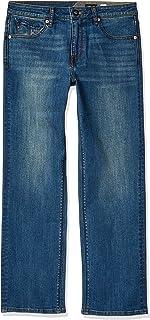 Volcom Boys C1931506 Big Boy's Kinkade Stretch Denim Jean Jeans - Blue
