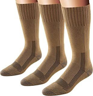 Fox River Men's Wick Dry Maximum Mid Calf Military Sock, 3 Pack