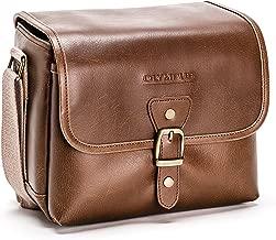Olympus Tracker Classic Design Vintage Camera Bag (Brown)