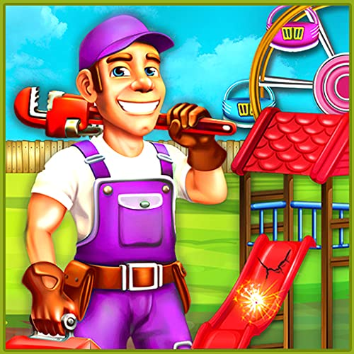 Park Cleaning Games:  Amusement Park Games| Playing Ground Clean Up | Water Park Repair| Park Repairing| Park Makeover| Messy House Cleaning| Green Lawn Cleaning| Cleaning Games for Girls 2020