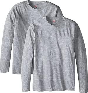 Men's Long-Sleeve Premium T-Shirt (Pack of 2)