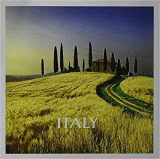 3dRose Beautiful Hills Of Tuscany Italy - Greeting Cards, 6 x 6 inches, set of 6 (gc_80679_1)