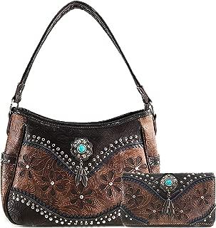 Best western leather handbags Reviews