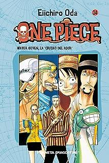 """One Piece nº 34: Water Seven, """"la Ciudad del Agua"""" (Manga Shonen)"""