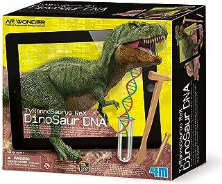 "4M ""Tyrannosaurus Rex Dinosaur DNA"" Electronic Toy (Augmented Reality)"