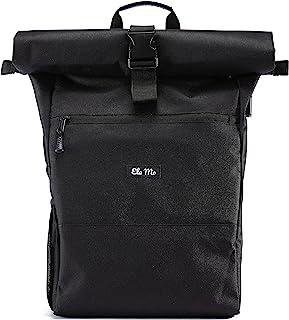 Mochila para mujer, bonita, cómoda y bien diseñada, 18 L, Black Beautiful (Negro) - .