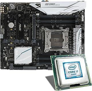 Intel Core i7-6800K / ASUS X99-A II - Placa base CSL para ordenador (Intel Core i7-6800K 6X 3400 MHz, WaKü, GigLAN, sonido 7.1, USB 3.1 Gen 2)
