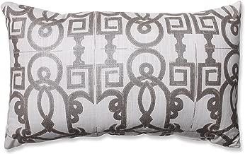 Pillow Perfect Seville Champagne Rectangular Throw Pillow