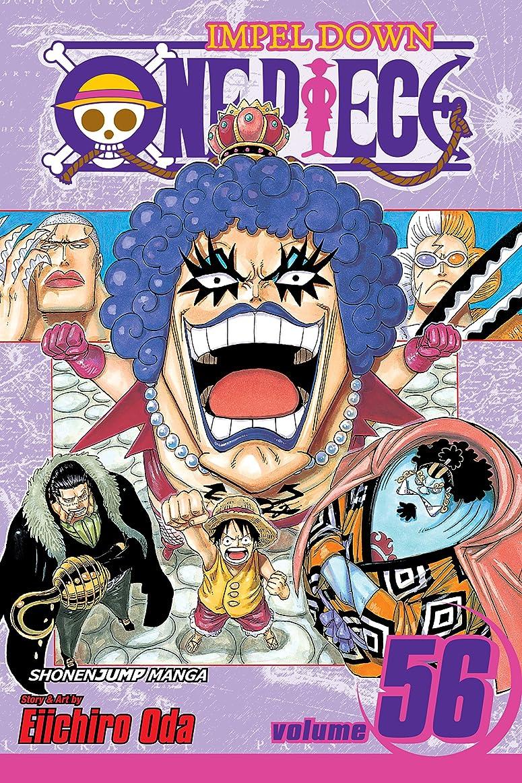 クライマックス許す手書きOne Piece, Vol. 56: Thank You (One Piece Graphic Novel) (English Edition)