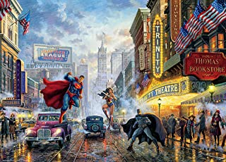 Best superhero puzzles for adults Reviews