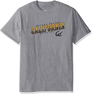 Champion Mens NCAA Men's Champ Short Sleeve T-Shirt 1 CT1000-1