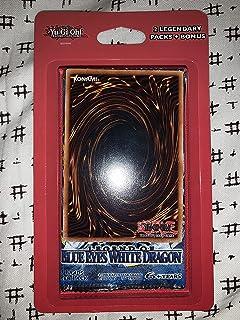 Yu-Gi-Oh! Trading Card Game Legend of Blue Eyes White Dragon 2 Legendary Packs + Bonus Card