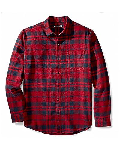 bb87af59ced Flannel Shirts  Amazon.com