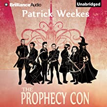 The Prophecy Con: Rogues of the Republic, Book 2