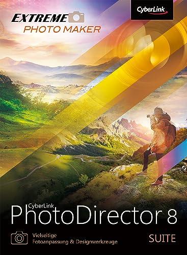 CyberLink PhotoDirector 8 Suite [Download]
