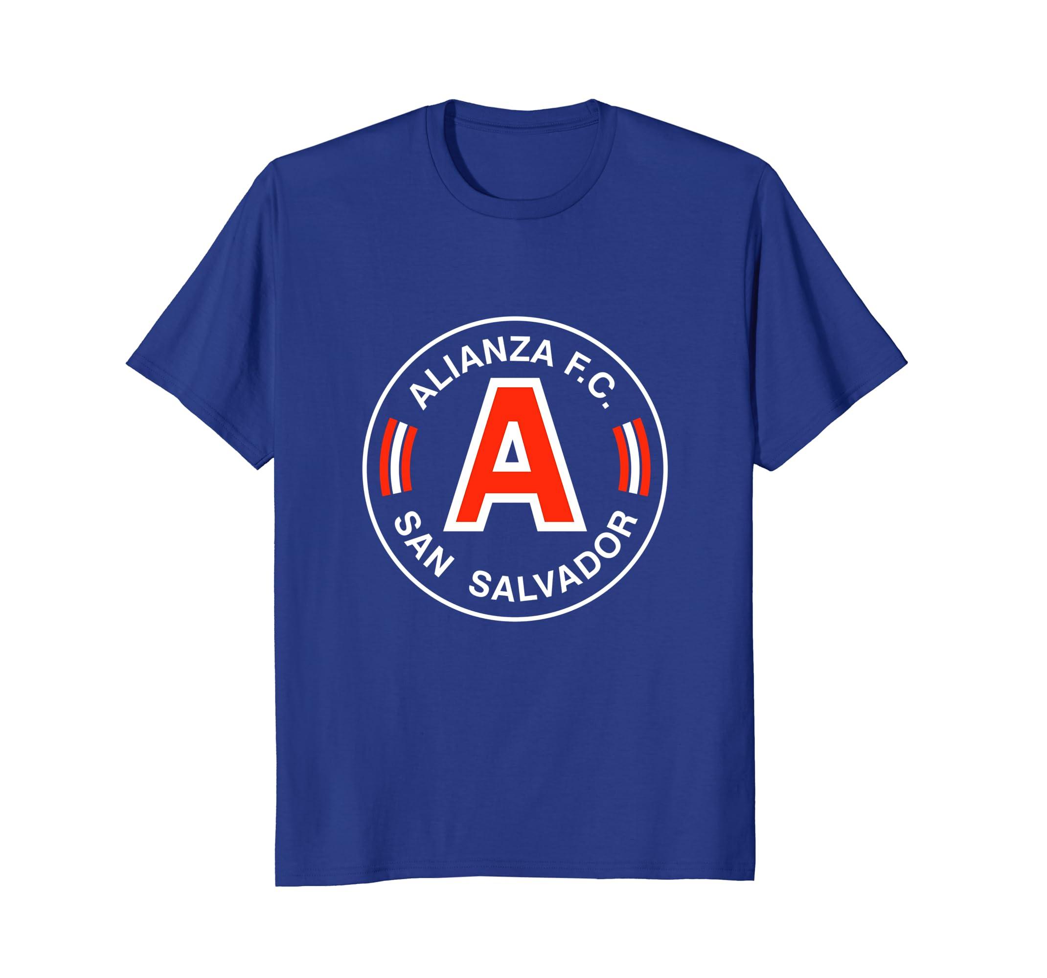 Amazon.com: Alianza Futbol Club El Salvador Camiseta TShirt Jersey: Clothing